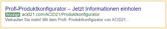 Expanded Text Ads bei Google AdWords bald Pflicht