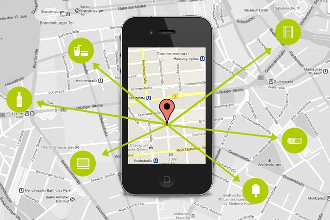 E-Commerce Trends 2013: Location-based Services & Social Commerce