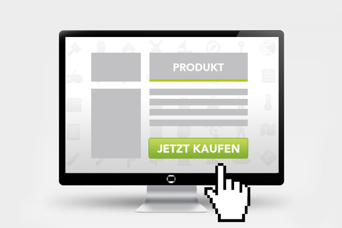 Optimaler Aufbau einer E-Commerce Landingpage [INFOGRAFIK]