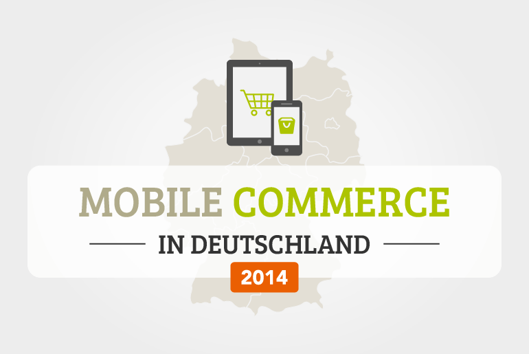 Mobile Commerce in Deutschland [INFOGRAFIK]