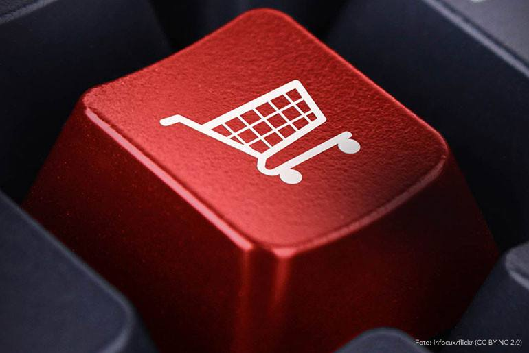 E-Commerce: Neues Rekordhoch im Onlinehandel